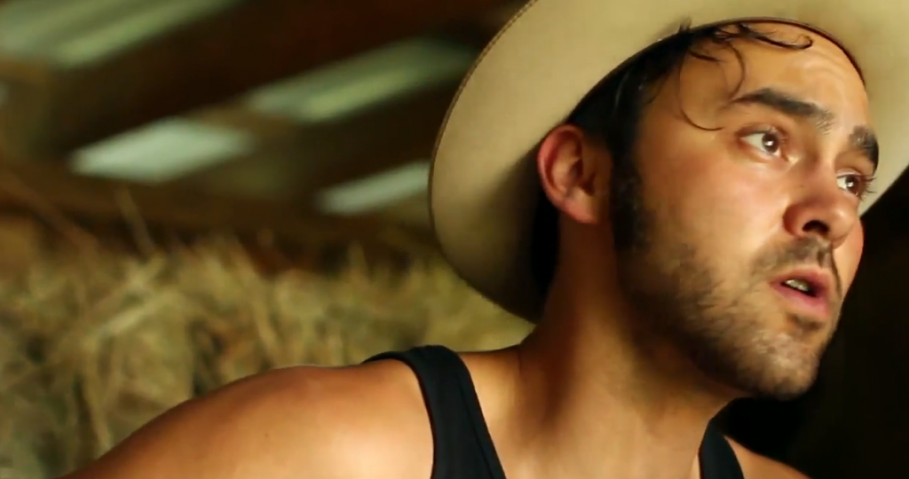 Shakey Graves on Pendarvis Farm