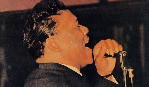 bobby bland here's the man