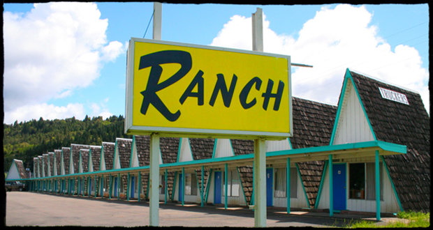 The Ranch Motel, Oakland/Rice Hill, Oregon
