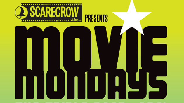 Scarecrow Video presents Movie Mondays at the Triple Door
