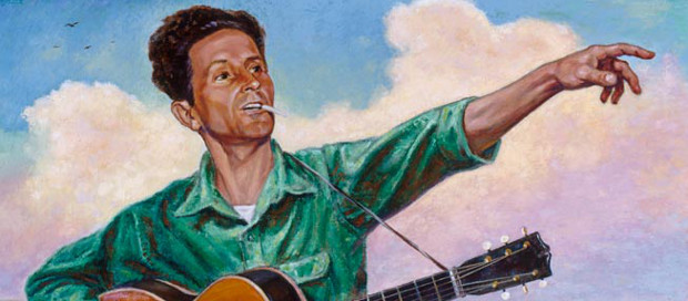 woody-guthrie-columbia river illustration