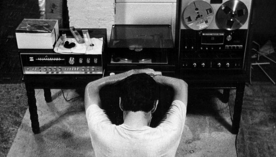 Record of Listening, 2018, The Vinyl Frontier | American